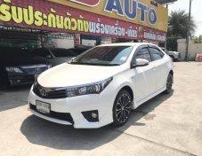2014 Toyota Corolla 1.8 E