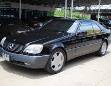 1994 BENZ 500SEC auto fulloption รถสวย