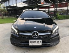 Mercedes-Benz CLA250  ปี 2017
