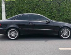 Benz CLK240 Sport ยอดนิยม ปี2006