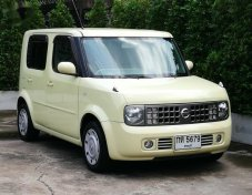 2011 NISSAN Cube รับประกันใช้ดี