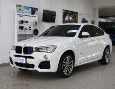 2016 BMW X4 suv สวยสุดๆ