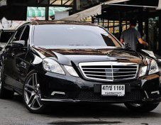 2012 MERCEDES-BENZ E350 รับประกันใช้ดี
