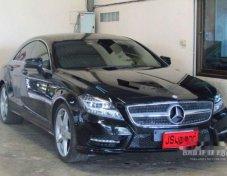 รถสวย ใช้ดี MERCEDES-BENZ CLS250 CDI AMG รถเก๋ง 2 ประตู