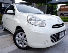 2013 NISSAN MARCH