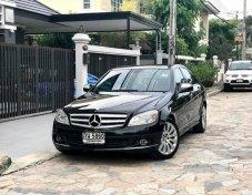 2009 Mercedes-Benz C200 Avantgarde