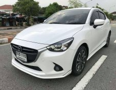 ออกรถฟรี ฟรี Mazda 2 ดีเซล เทอร์โบ ปี 2017