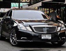 Benz E350 AMG 2012