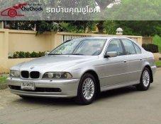 ขายรถ BMW 523i Executive 2002 ราคาดี