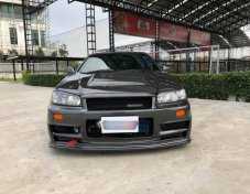 NISSAN SKYLINE R34 GT ปี2011 sedan