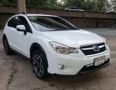 ฟรีดาวน์ Subaru XV 2.0i AWD ตัวTOP ปี 2014 สีขาว