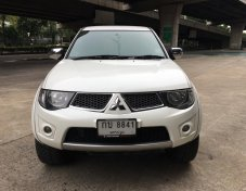 2014 MITSUBISHI TRITON, 2.5 PLUS DBL CAB สีขาว