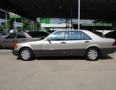 1992 BENZ 300SEL 3.2 auto fulloption รถสวย พร้อมใช้
