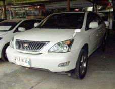 ขายรถ TOYOTA HARRIER 240G 2012