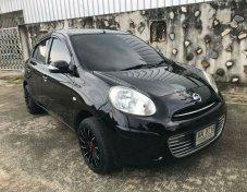 2012 Nissan MARCH V 1.2