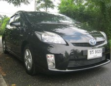 ปี 2010 TOYOTA PRIUS HYBRID 1.8 TOP AT สีดำ