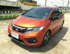2017 Honda JAZZ SV hatchback