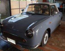 รถสวย ใช้ดี NISSAN Figaro รถเปิดประทุน