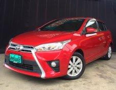 2014 Toyota Yaris 1.2 (ปี 13-17) G Hatchback AT