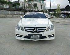 Mercedes Benz E250 Coupe CGI 2011
