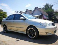 2004 Toyota Altis