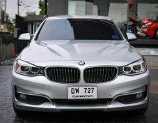 ขาย BMW 320d GT Luxury Granturismo ปี2015