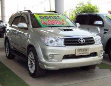 ขายรถ TOYOTA Fortuner TRD 2012