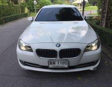 2012 BMW 520d รับประกันใช้ดี