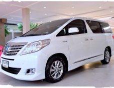 ขายรถ TOYOTA ALPHARD HV 2013 ราคาดี