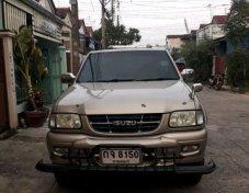 2001 ISUZU CAB 4 สภาพดี