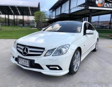 Mercedes-Benz E250 CGI COUPE AMG Sport Package ปี 2011