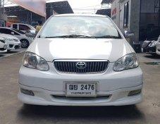 TOYOTA ALTIS 1.8 G LIMITED ปี2007 sedan