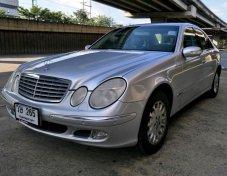Mercederss Benz E200 CG 2003