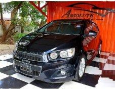 ขายรถ CHEVROLET Sonic LTZ 2013