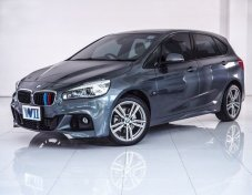 ขายรถ BMW 218i Active Tourer M Sport สวยงาม