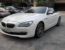 BMW 640 Cabriolet ที่สุดของความหล่อ 2014 BMW 640 Cabriolet