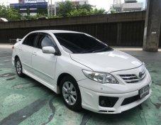 ฟรีดาวน์ Toyota Altis 1.6E CNGโรงงาน