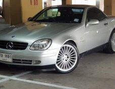 2001 Mercedes-Benz SLK200
