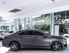 2015 Mercedes-Benz CLA250 AMG Dynamic sedan