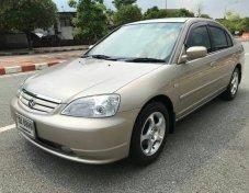 2002 HONDA Civic 1.7 I-Vtec LPG AT