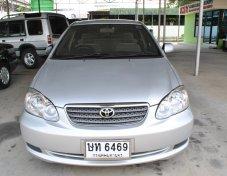 1.6E AUTO TOYOTA 2004