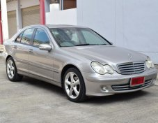 Mercedes-Benz C180 Kompressor 1.8 W203 (ปี 2005)