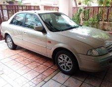 2001 Ford Laser Ghia sedan