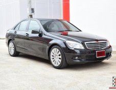 2011 Mercedes-Benz C200 Kompressor W204 Avantgarde 1.8 Sedan