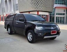 Mitsubishi Triton (ปี 2012) MEGA CAB (ปี 05-15) GLX 2.4 MT Pickup