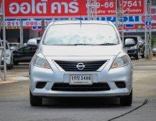 2012 Nissan Almera 1.2 E