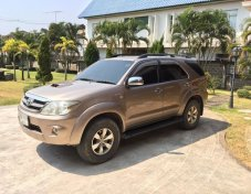 TOYOTA FORTUNER 3.0V 4WD AT TOP ปี 2007