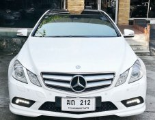 ขายรถ MERCEDES-BENZ E250 ที่ กรุงเทพมหานคร