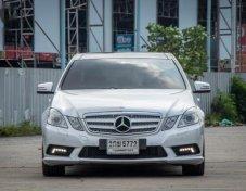 2013 MERCEDES-BENZ E250 รับประกันใช้ดี