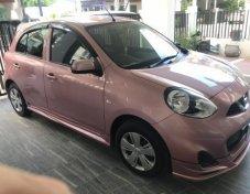 ขายรถ NISSAN MARCH V 2013 ราคาดี